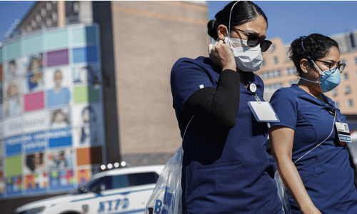 NuWest Travel Nursing ICU nurses travel to NYC and other areas hardest hit by COVID-19
